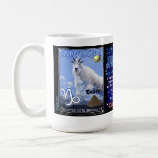 Capricorn Aquarius cusp Lg 15 oz Mug