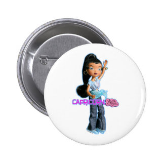Capricorn Button