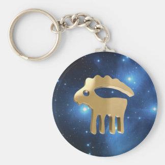 Capricorn, Capricorno Key Ring