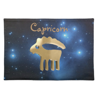 Capricorn capricorno placemat