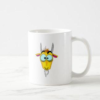Capricorn Cartoon Coffee Mug