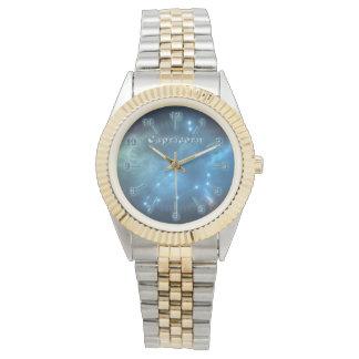 Capricorn constellation watch