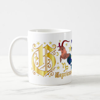 Capricorn G Please view artist comments below Coffee Mug