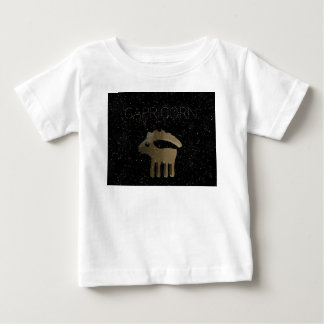Capricorn golden sign baby T-Shirt