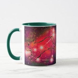 Capricorn in the year of the Rabbit Mug