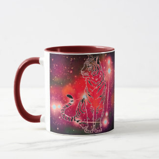 Capricorn in the year of the Tiger Mug