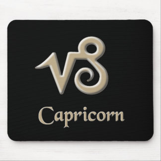 Capricorn Mouse Pad