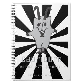 Capricorn Notebook