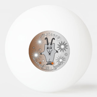 Capricorn Ping Pong Ball. Ping Pong Ball