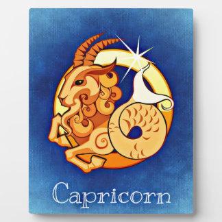 Capricorn Plaque