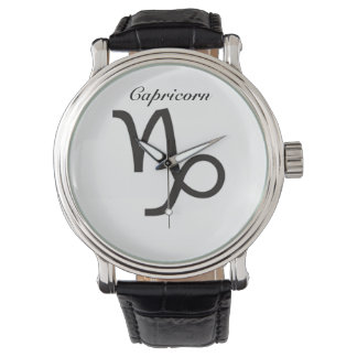Capricorn Sign of the Zodiac. Ladies Watches.. Watch
