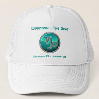 Capricorn - The Goat Astrological Sign Trucker Hat