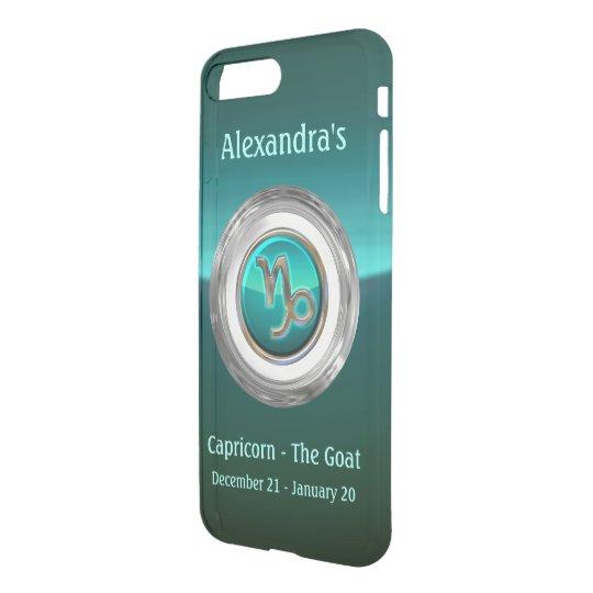 Capricorn - The Goat Astrological Symbol iPhone 8
