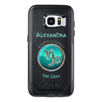 Capricorn - The Goat Horoscope Sign OtterBox Samsung Galaxy S7 Edge Case