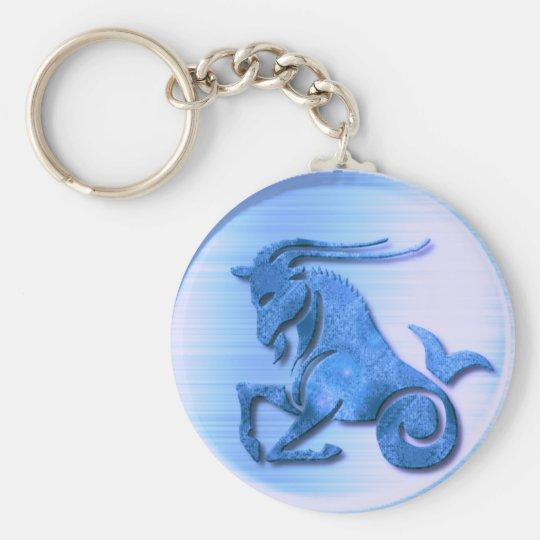 Capricorn Traits Keychain