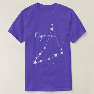 Capricorn Zodiac Constellation T-shirt
