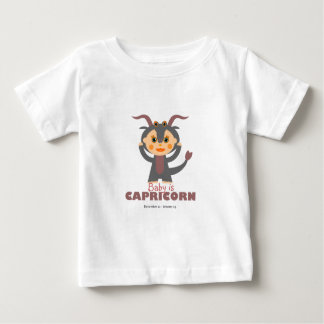 Capricorn Zodiac for kids Baby T-Shirt