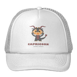 Capricorn Zodiac for kids Cap