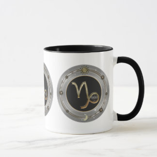 Capricorn Zodiac Sign Mugs