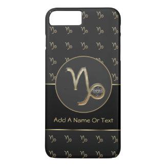 Capricorn Zodiac Sign Personalized iPhone 8 Plus/7 Plus Case