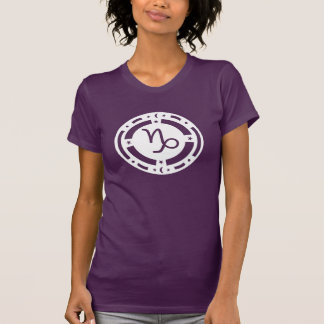 Capricorn Zodiac Sign T-Shirt