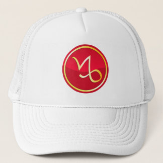 Capricorn - Zodiac Signs Trucker Hat