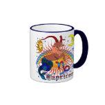 Capricorn-Zodiac-V-1 Ringer Mug