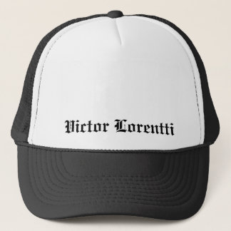Caps/Vl/POWER Victor Lorentti Trucker Hat