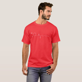 Capsaicin Molecule Chemistry Cute Chilli Lovers T-Shirt