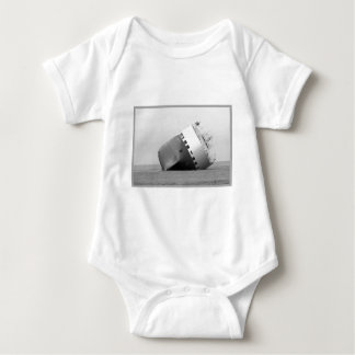 Capsized Ship Baby Bodysuit