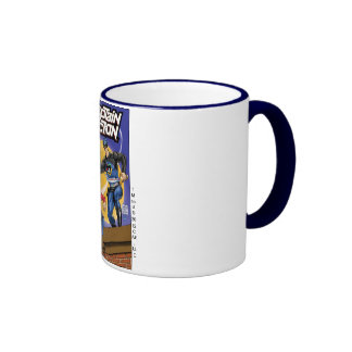 Captain Action- Murphy Anderson Mugs