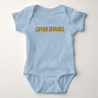 Captain Adorable baby creeper