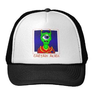 Captain ALIEN Cap