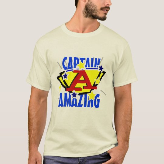 Captain Amazing T-Shirt