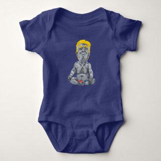 Captain America Baby Bodysuit