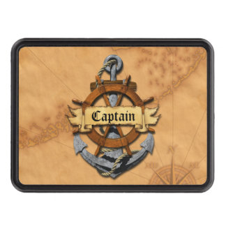 Captain Anchor And Wheel Hitch Covers