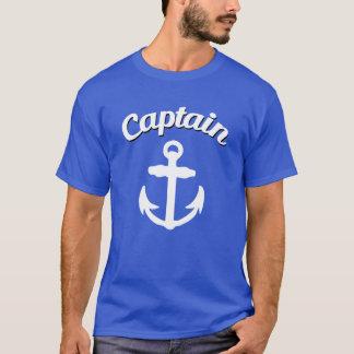 Captain Anchor Funny Men's T-Shirt
