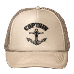 Captain Anchor Trucker Cap