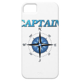 Captain And Compass Rose Case For The iPhone 5