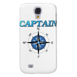 Captain And Compass Rose Galaxy S4 Case