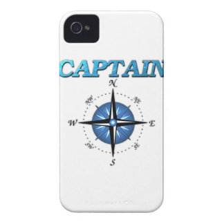 Captain And Compass Rose iPhone 4 Covers