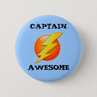 Captain Awesome Button