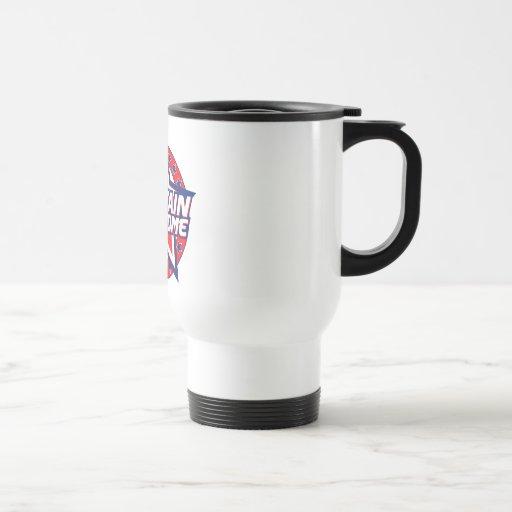 Captain Awesome Mugs