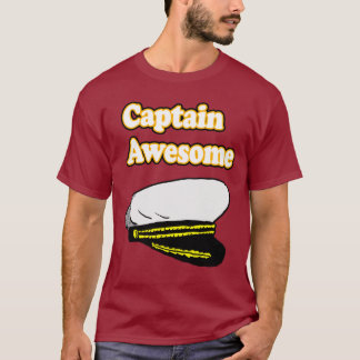 Captain Awesome Shirt
