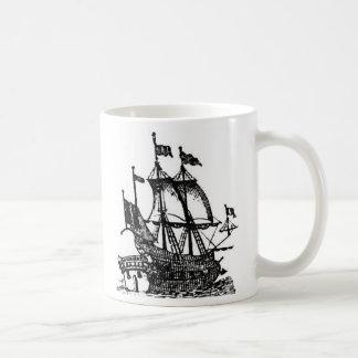 Captain Blood Pirate Mug