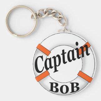 captain bob key ring