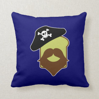 Captain Breadbeard Cushion