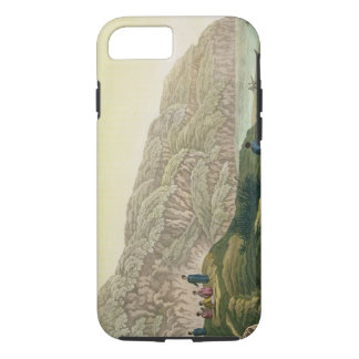 Captain Cook (1728-79) in Alaska during his voyage iPhone 7 Case