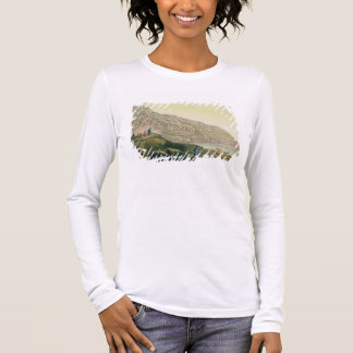 Captain Cook (1728-79) in Alaska during his voyage Long Sleeve T-Shirt