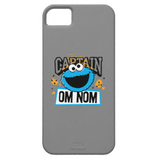 Captain Cookie Monster iPhone 5 Cover